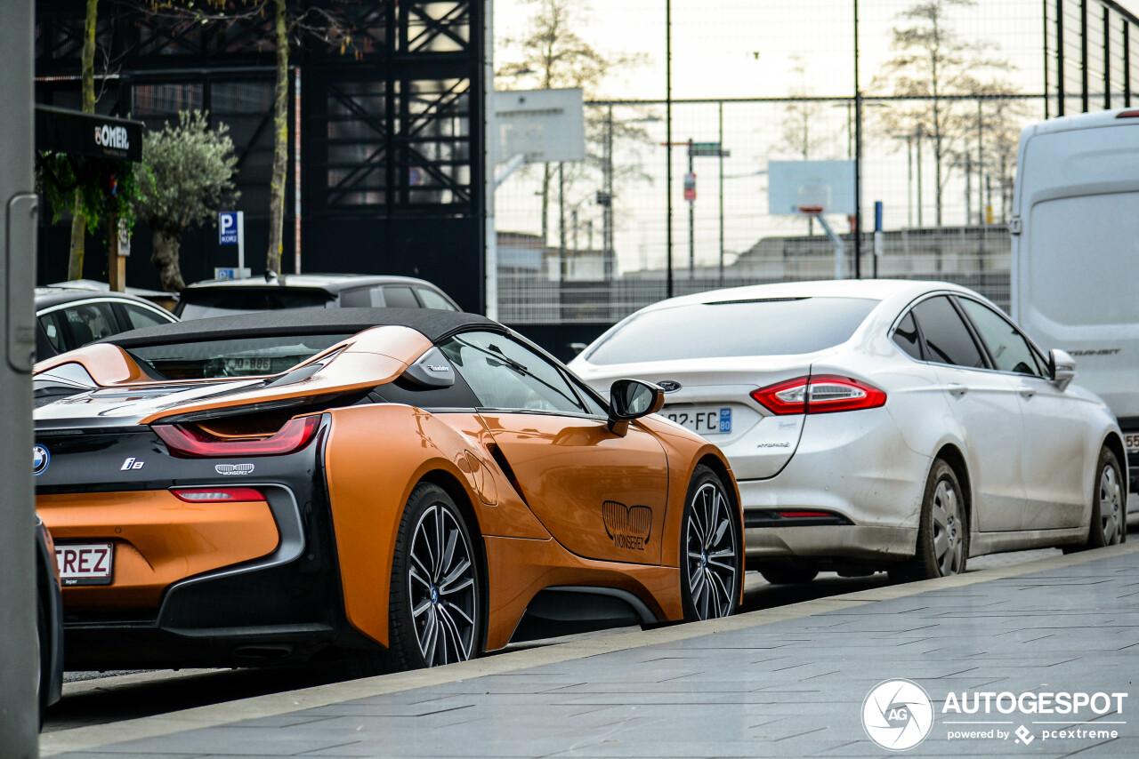 bmw i8 roadster 1 januari 2019 autogespot