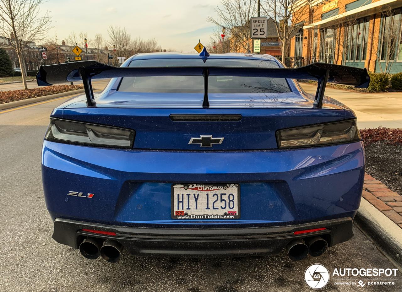 Chevrolet Camaro ZL1 1LE 2017