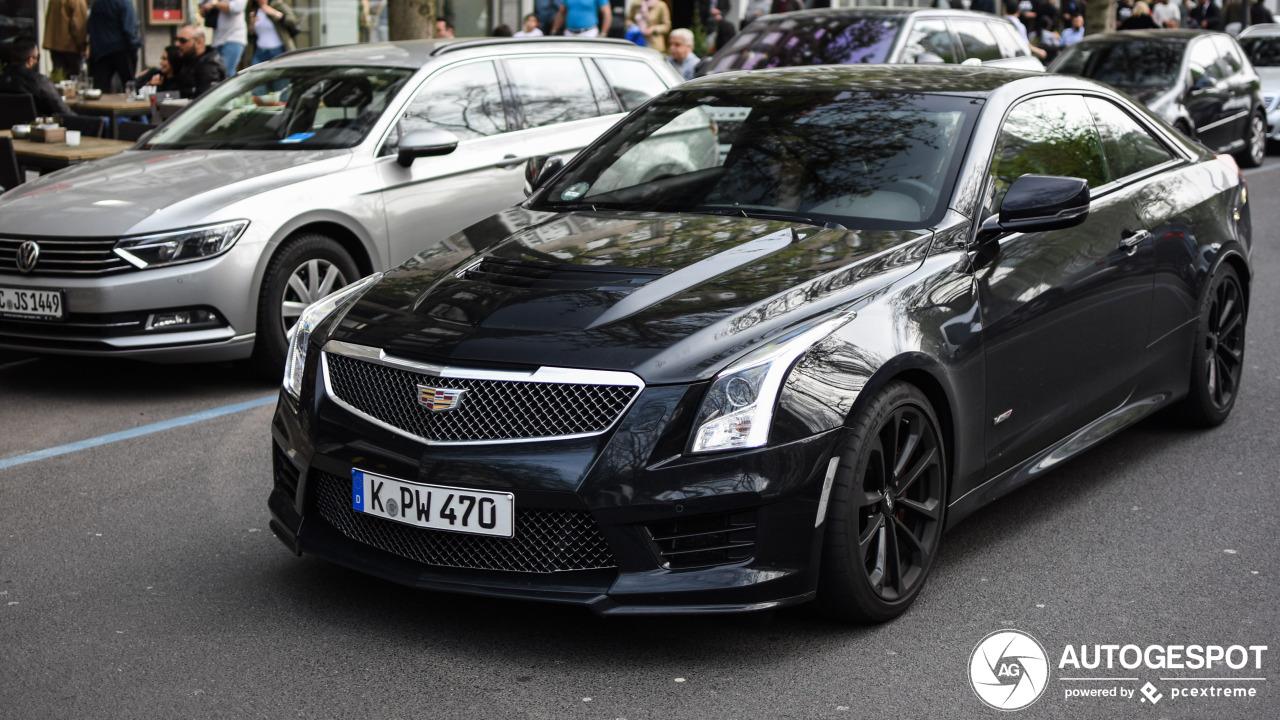 Cadillac Ats V Coupe >> Cadillac Ats V Coupe 2 January 2019 Autogespot