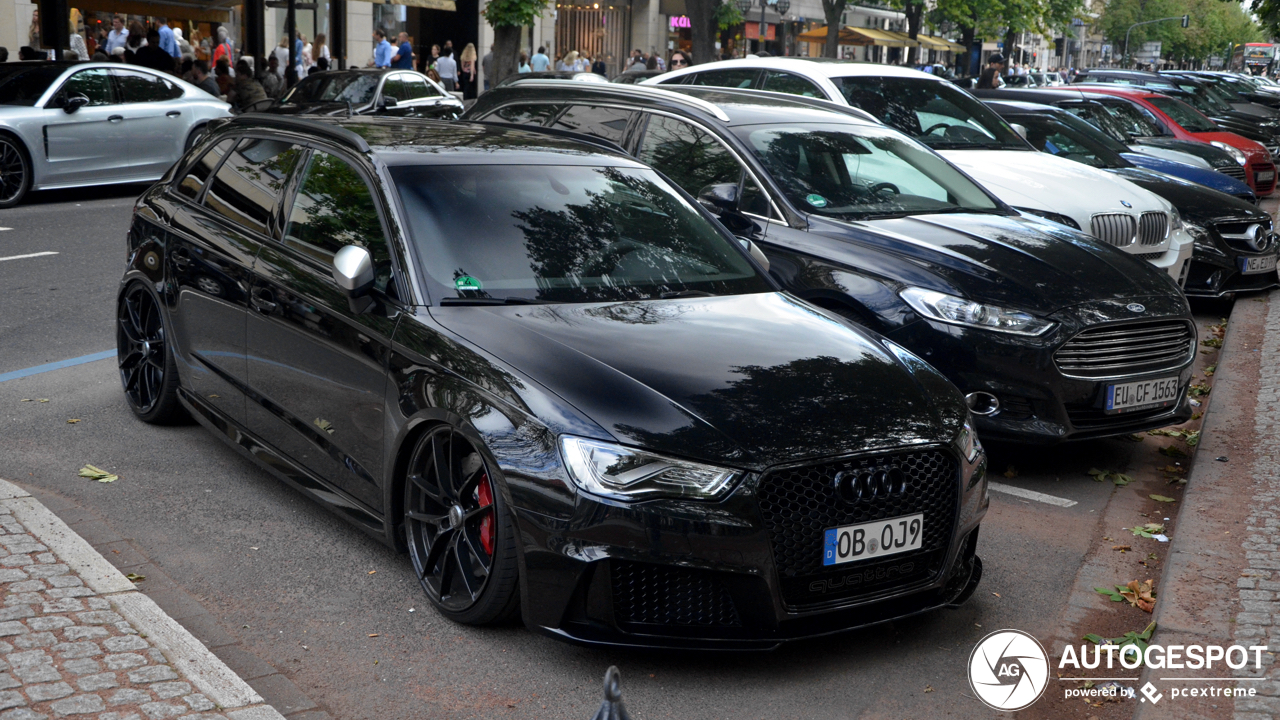 Audi RS3 Sportback 8V - 3 January 2019 - Autogespot