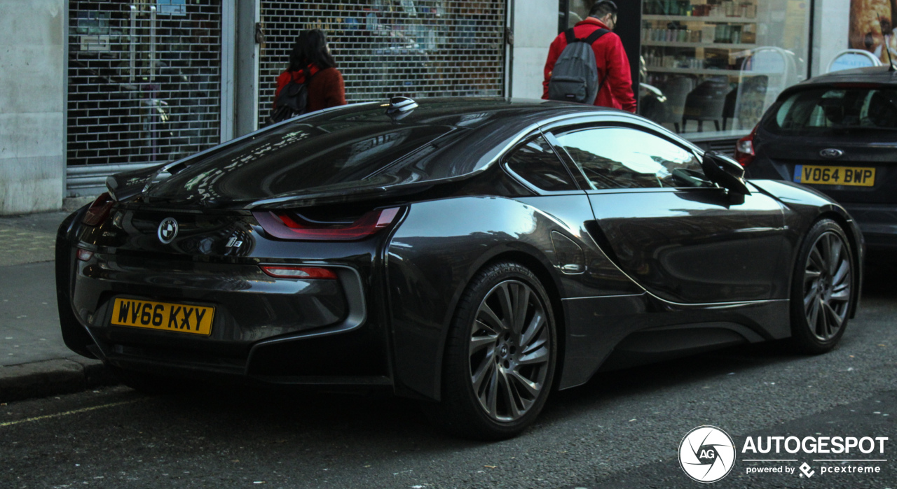 Bmw I8 3 January 2019 Autogespot