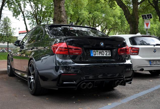 BMW M3 F80 Sedan 2016 Vorsteinier