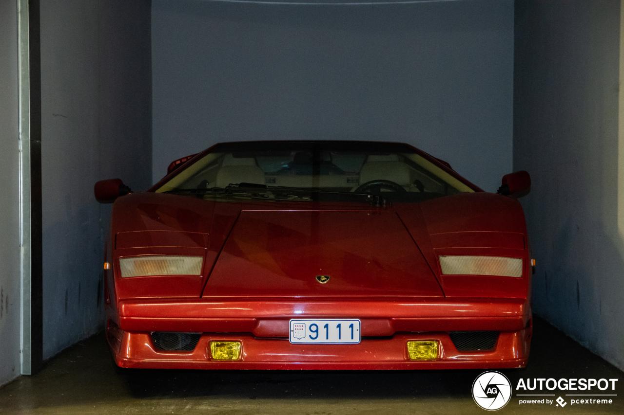 Lamborghini Countach 25th Anniversary 4 Janvier 2019