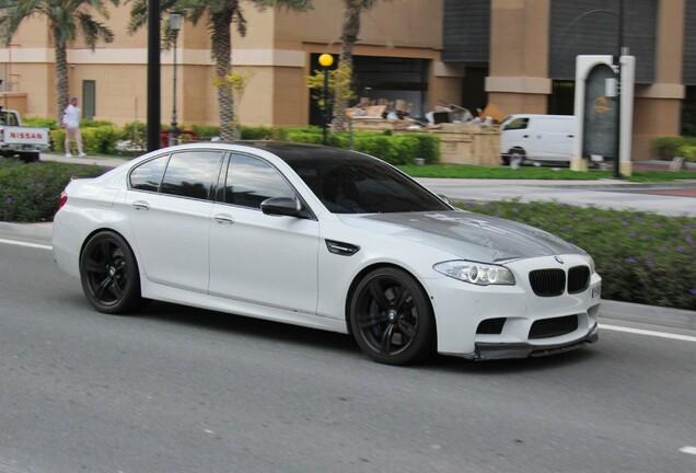 BMW M5 F10 2011 Vorsteiner