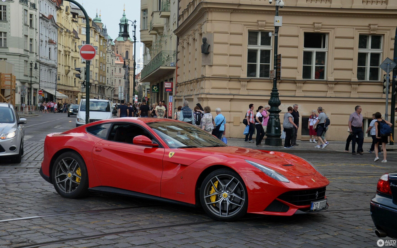 Ferrari F12berlinetta 6 January 2019 Autogespot