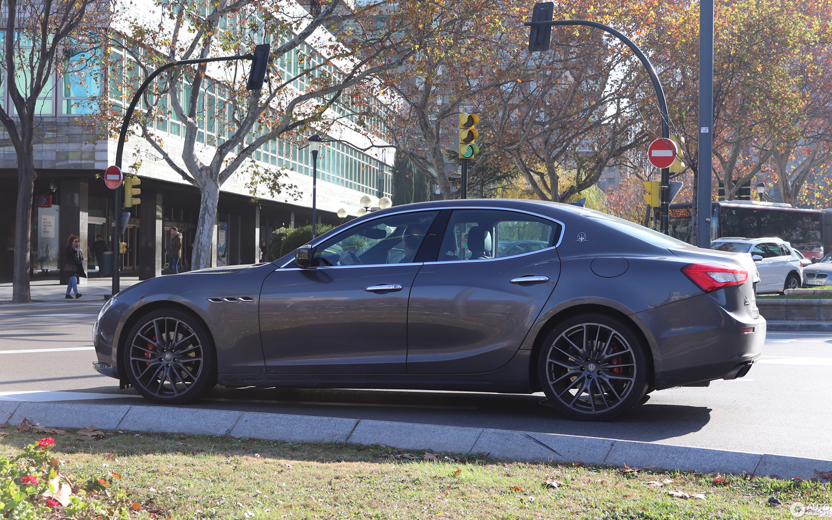 Maserati Ghibli S Q4 2013 6 January 2019 Autogespot
