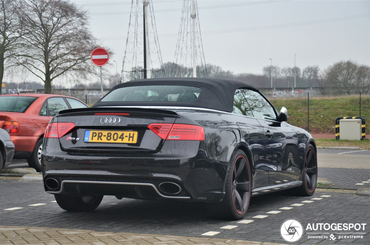 Audi RS5 Cabriolet B8 - 7 January 2019 - Autogespot