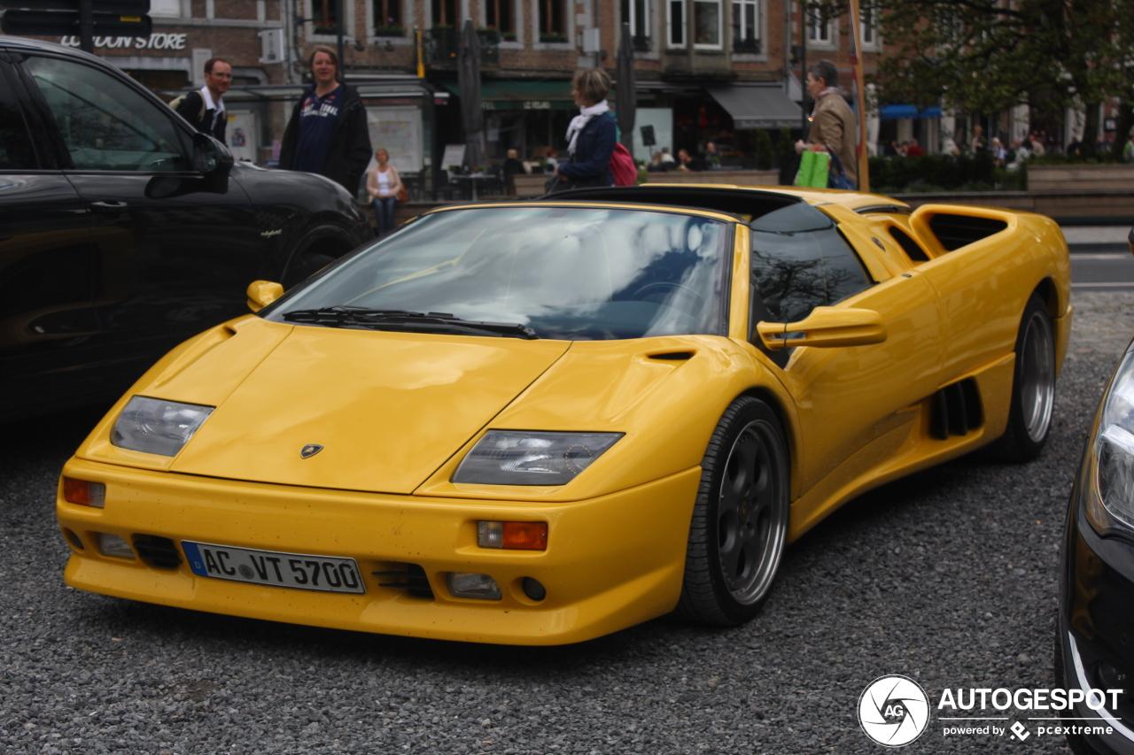 Lamborghini Diablo Vt Roadster 8 January 2019 Autogespot