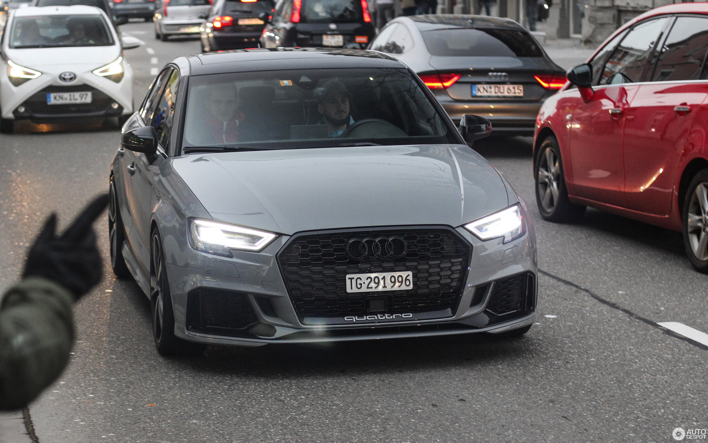 Audi RS3 Sedan 8V - 8 January 2019 - Autogespot
