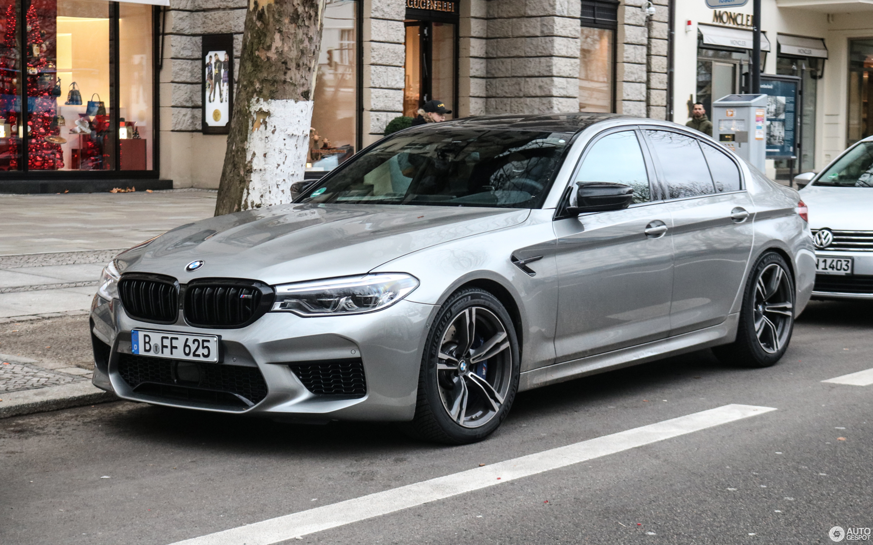 Bmw M5 F90 Competition 8 January 2019 Autogespot