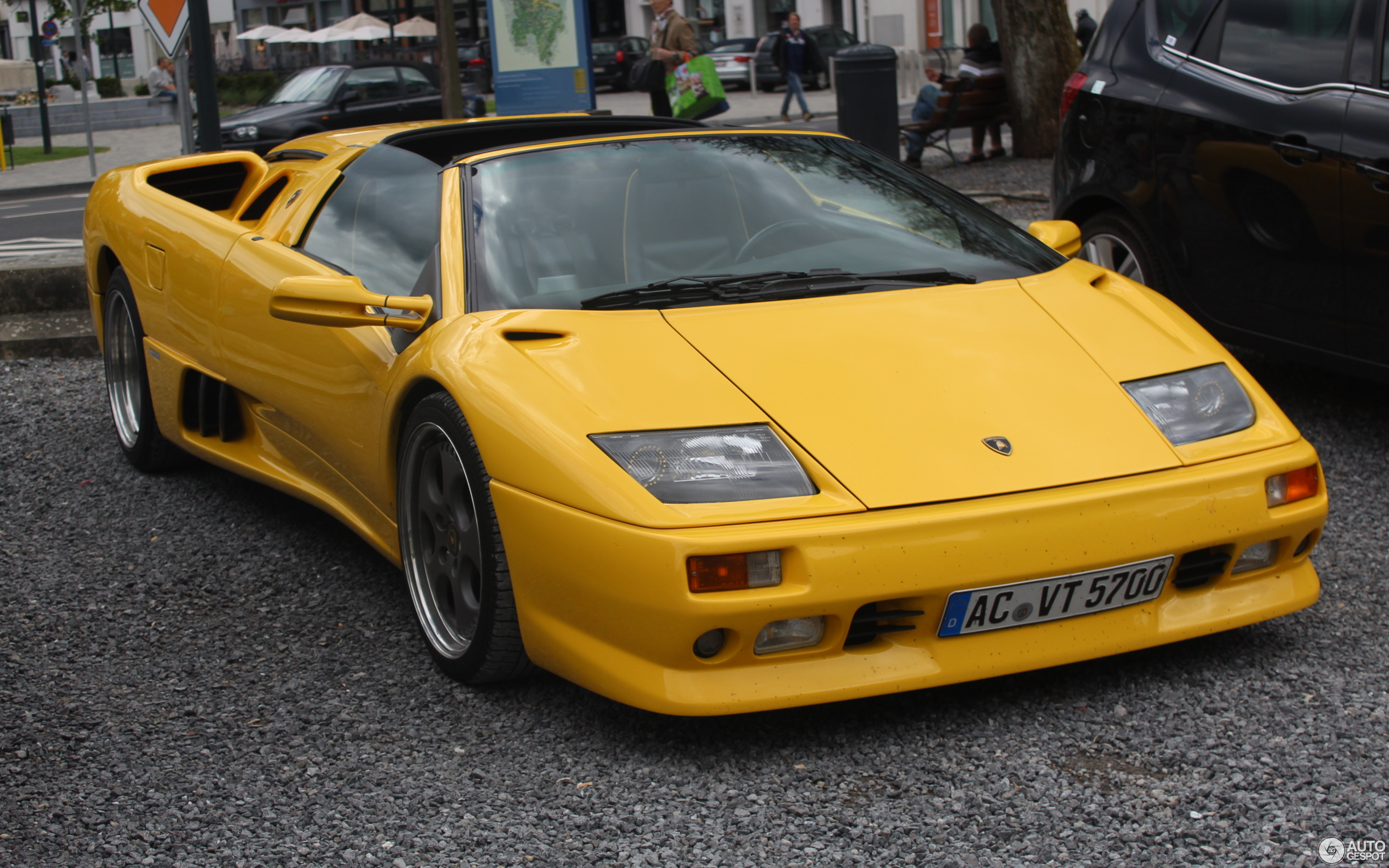 Lamborghini Diablo VT Roadster , 8 January 2019 , Autogespot