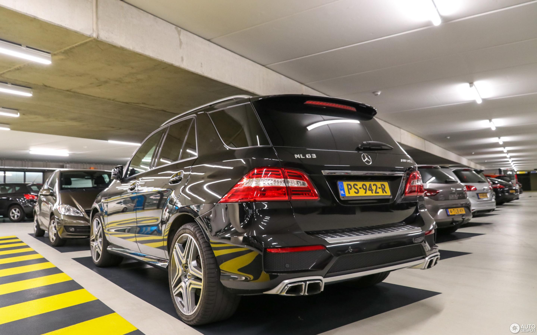 Mercedes Benz Ml 63 Amg W166 8 January 2019 Autogespot