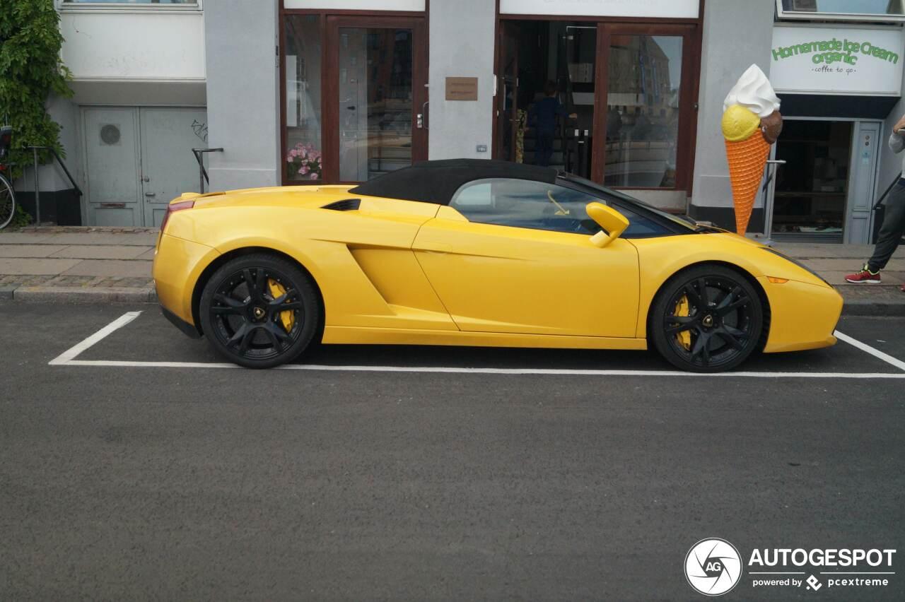 Lamborghini Gallardo Spyder 9 Januari 2019 Autogespot
