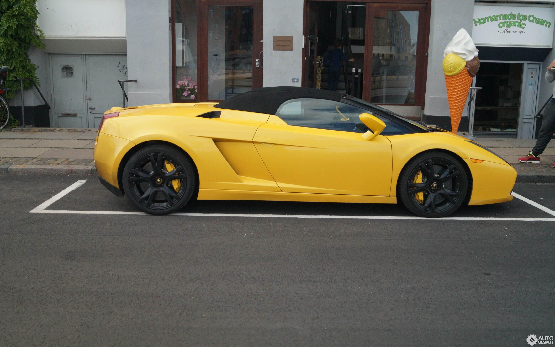 Lamborghini Gallardo Spyder , 9 January 2019 , Autogespot