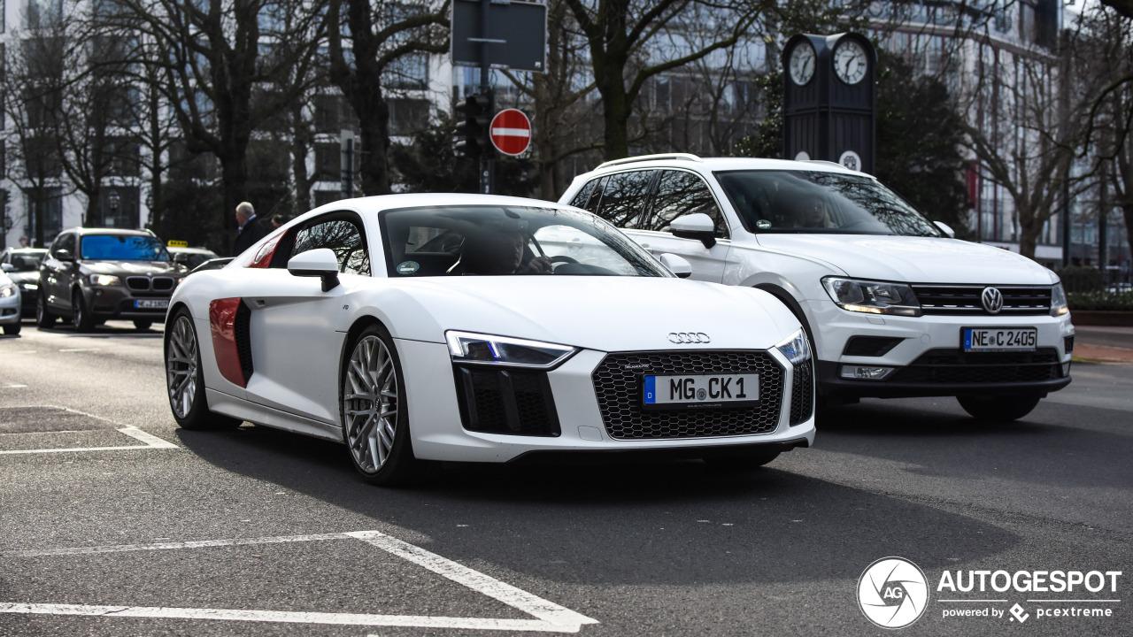 Audi R8 V10 Plus 2015 10 January 2019 Autogespot