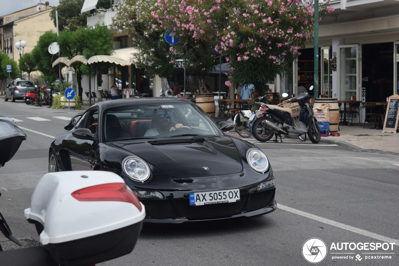 Porsche 997 Gemballa Avalanche GTR650