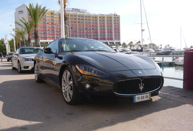 Maserati GranTurismo S