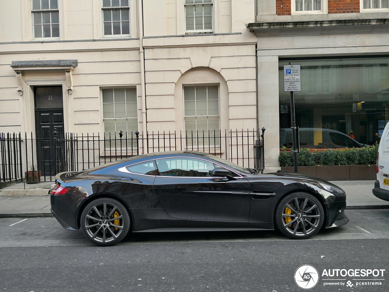 Aston Martin Vanquish 2013 11 January 2019 Autogespot