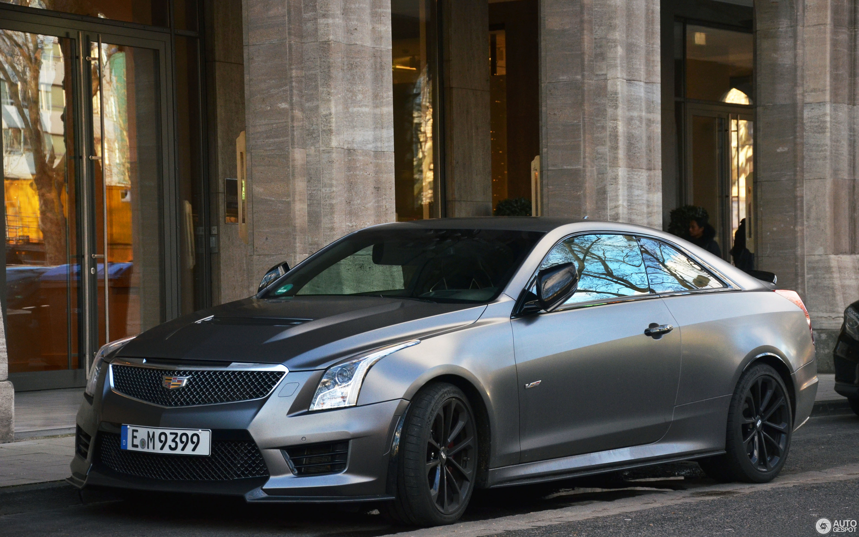 Cadillac Ats V Coupe >> Cadillac Ats V Coupe 11 January 2019 Autogespot