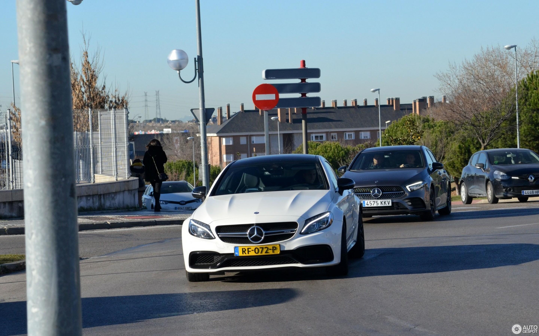 Mercedes Amg C 63 S Coupe C205 11 Januar 2019 Autogespot