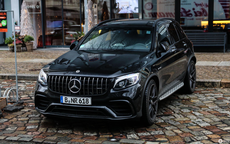 Mercedes-AMG GLC 63 X253 2018 Edition 1