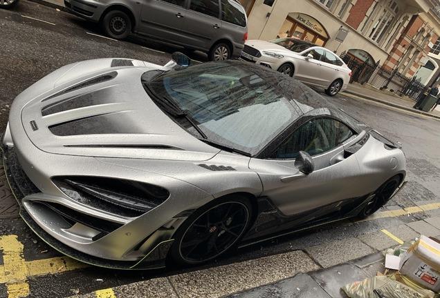 McLaren Mansory 720S