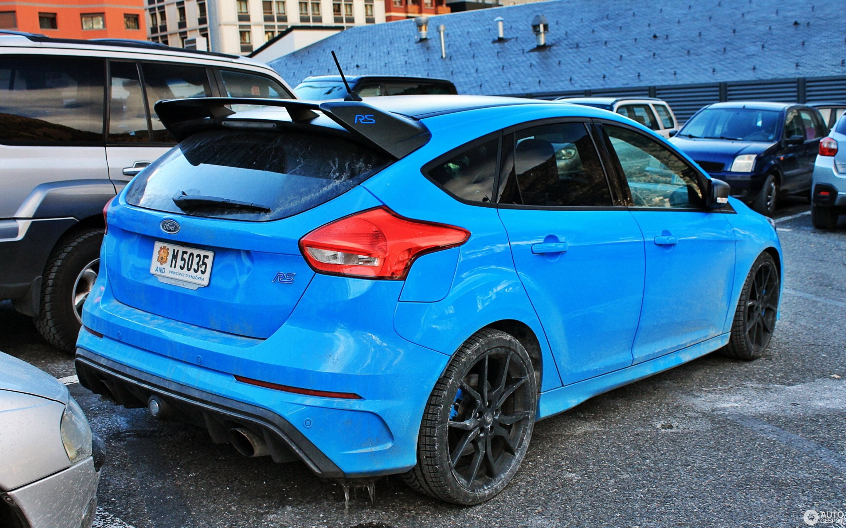 Ford Focus Rs Performance Limited Edition 2018 13 January