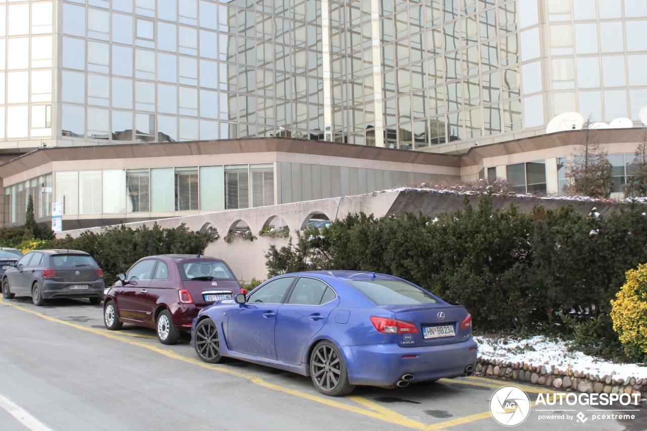 Lexus Is F 14 Januar 2019 Autogespot