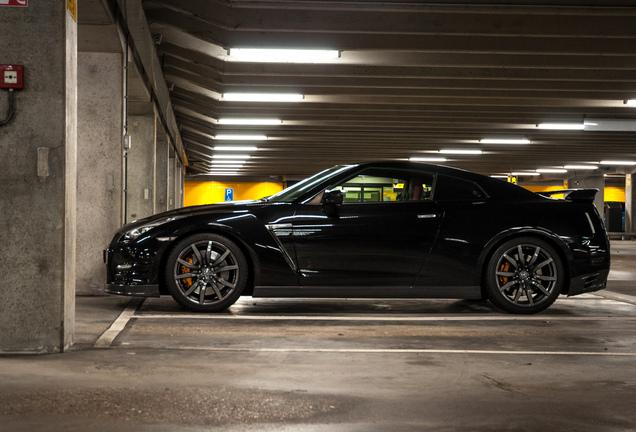 Nissan GT-R 2014 Switzer P800
