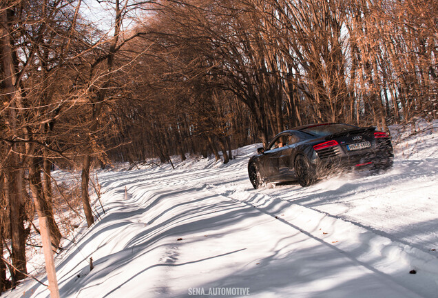 Audi MTM R8 V10 2013