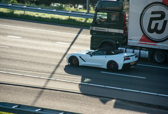 Chevrolet Corvette C7 Stingray Convertible