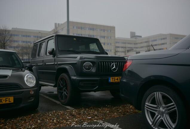 Mercedes-AMGG 63 W463 2018 Edition 1