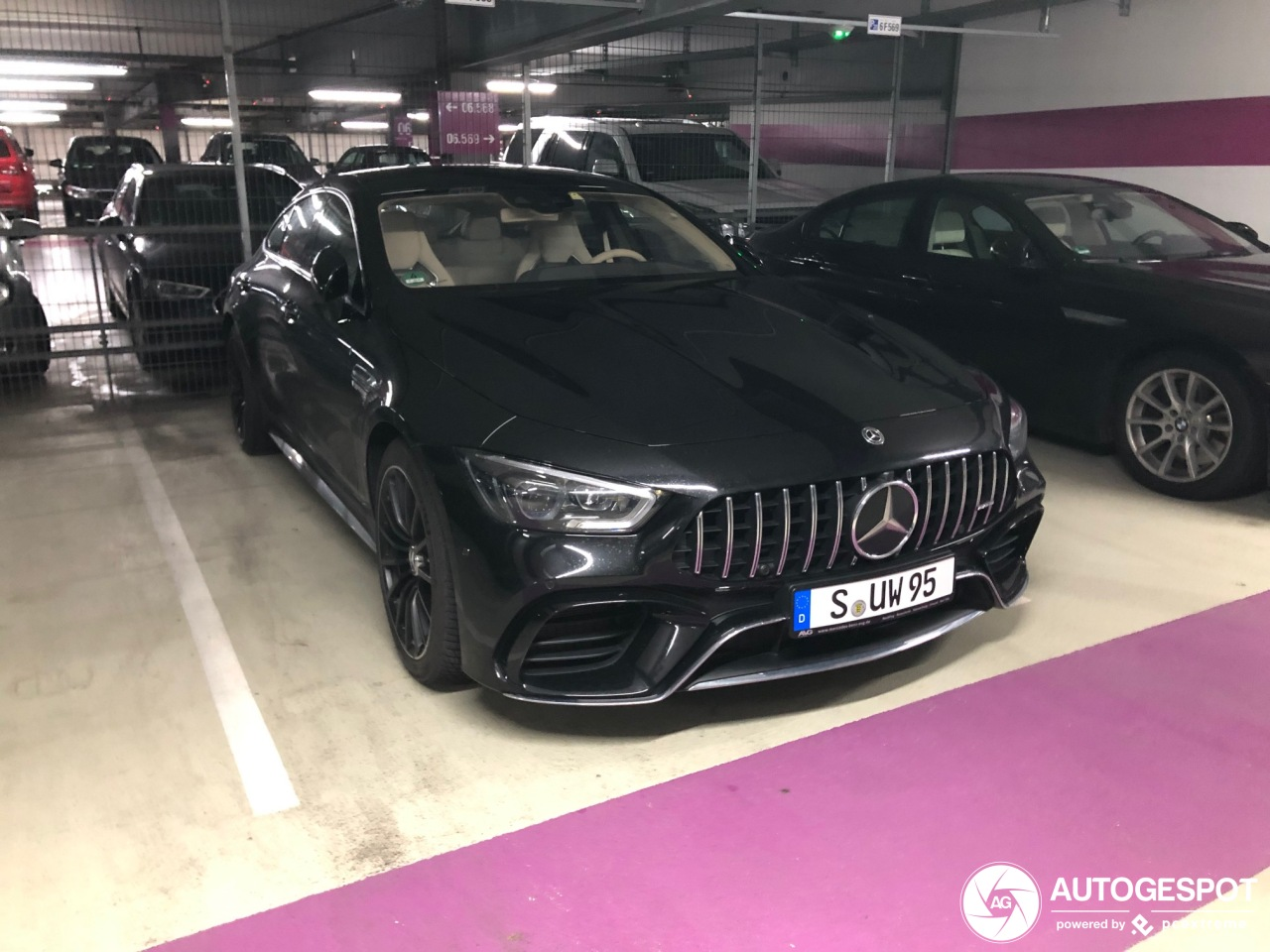 mercedes amg gt 63 s x290 16 januar 2019 autogespot. Black Bedroom Furniture Sets. Home Design Ideas