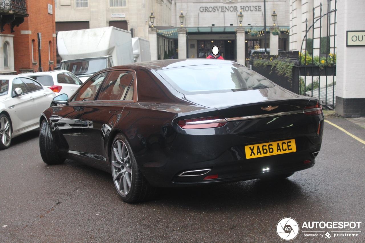 Aston Martin Lagonda Taraf 17 Januar 2019 Autogespot