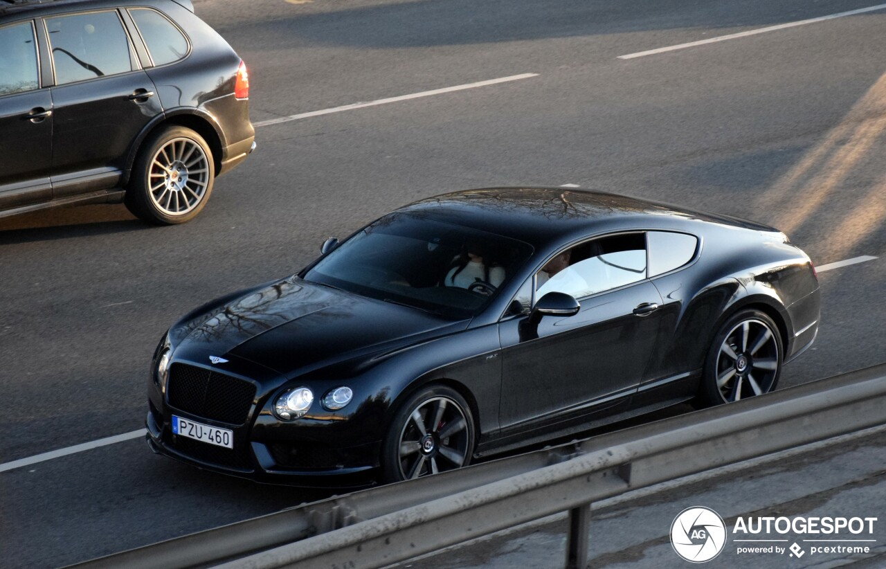 Bentley Continental Gt V8 S 17 January 2019 Autogespot