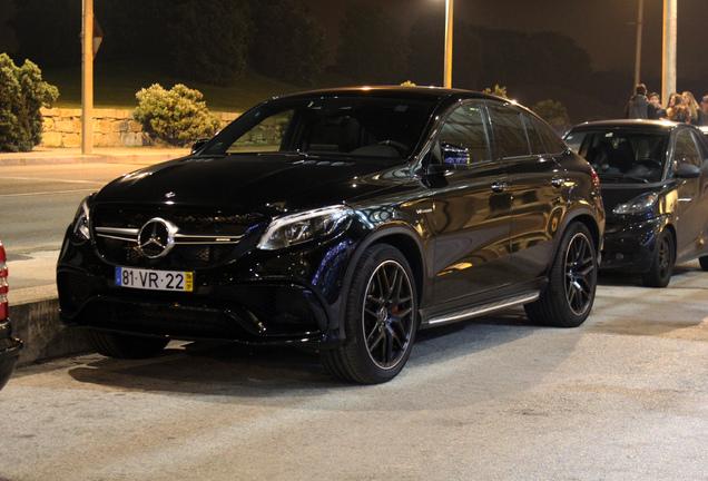 Mercedes-AMGGLE 63 S Coupé