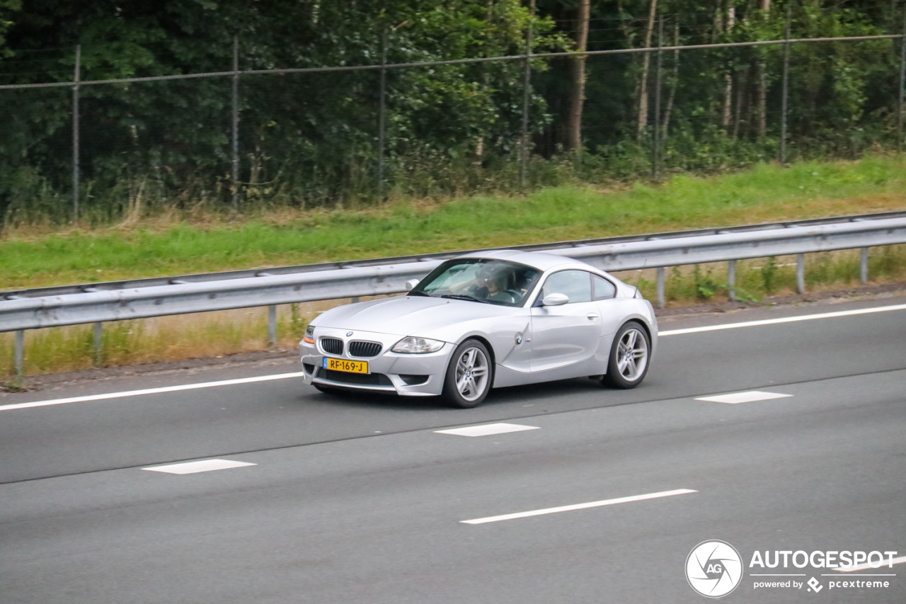 Bmw Z4 M Coupe 19 January 2019 Autogespot