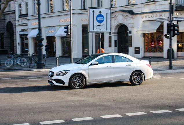 Mercedes-AMG CLA 45 C117 2017