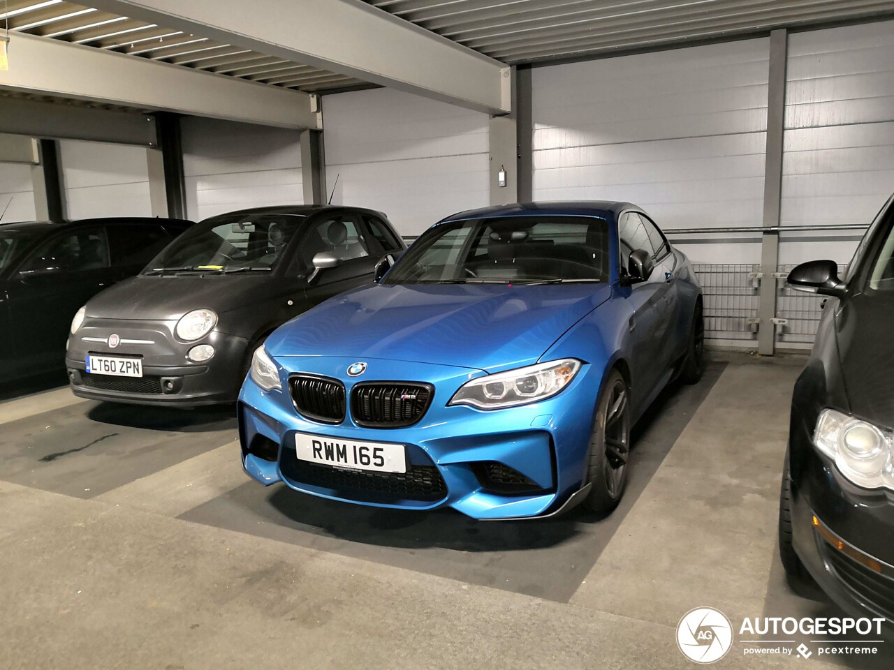 Bmw M2 Coupe F87 2018 21 Januar 2019 Autogespot