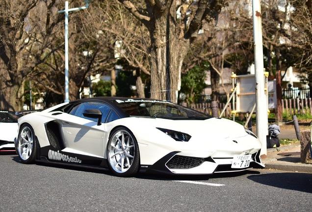 Lamborghini Aventador LP720-4 50° Anniversario Anija