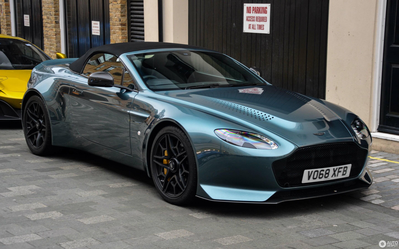 Aston Martin Vantage V600 Car View Specs