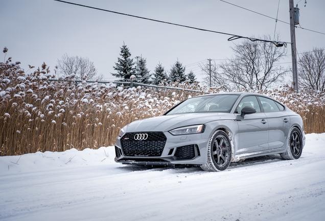 Audi RS5 Sportback F5