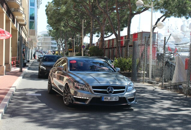 Mercedes-Benz Renntech CLS 63 AMG Shooting Brake