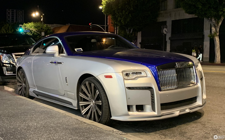 Rolls-Royce WALD Wraith Black Bison Edition