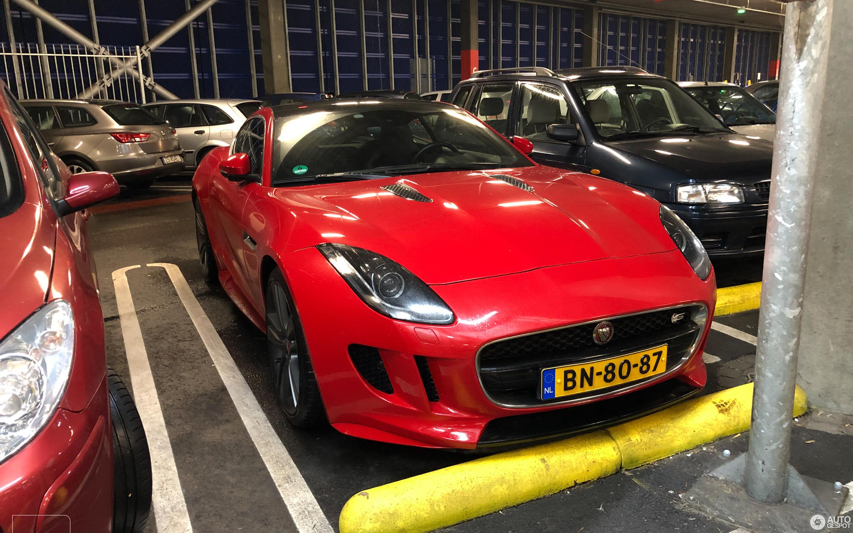 Jaguar F-TYPE S Coupé British Design Edition
