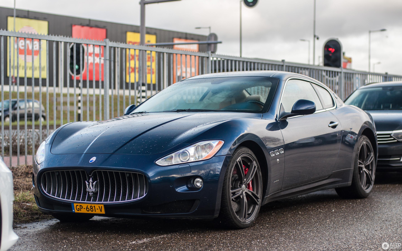 Maserati GranTurismo S Automatic - 28 January 2019 ...