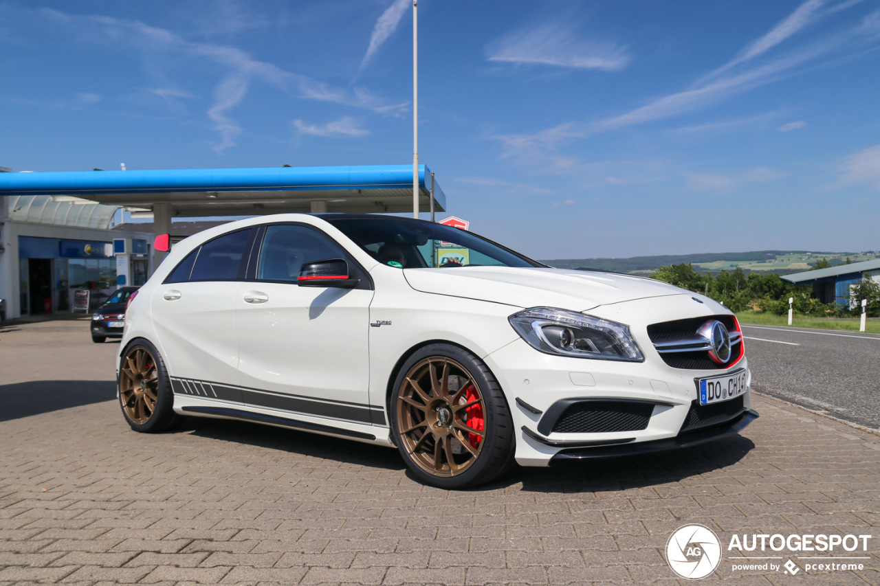 Mercedes 6X6 For Sale >> Mercedes-Benz A 45 AMG Edition 1 - 29 January 2019 ...