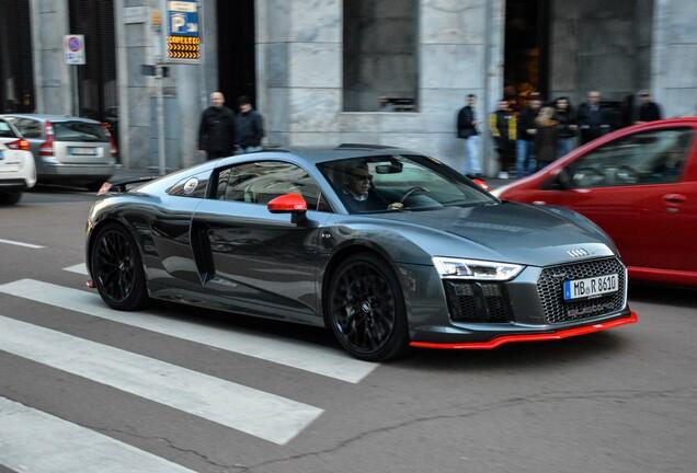 Audi R8 V10 Plus 2015 Maxton Design