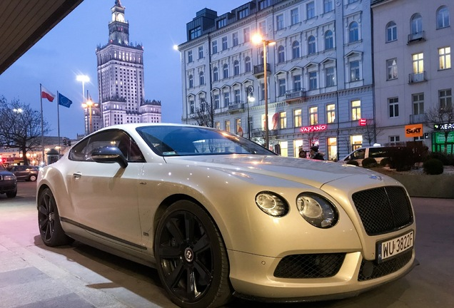 Bentley Continental GT V8 S Concours Series Black