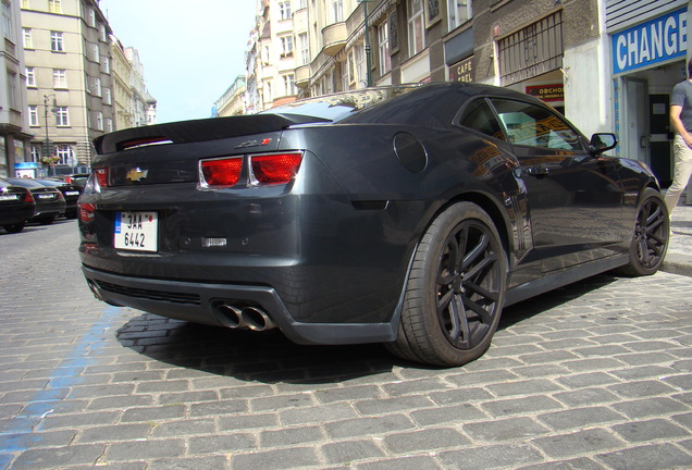 We Want More Of These In Europe Chevrolet Camaro Zl1